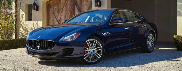 2017 Maserati Quattroporte lease in Queens NY