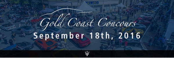 8th Annual Gold Coast Concours