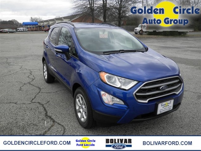New Ford 2018 Ford EcoSport SE SUV for sale in Jackson, TN