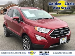 Used Ford 2018 Ford EcoSport Titanium SUV for sale in Jackson, TN
