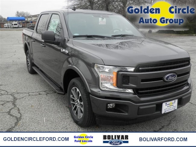 New Ford 2019 Ford F-150 XLT Truck for sale in Jackson, TN