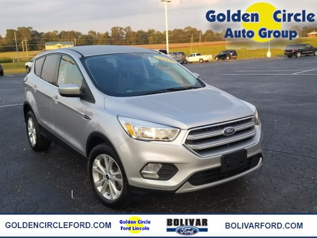 Used Ford 2017 Ford Escape SE SUV for sale in Jackson, TN