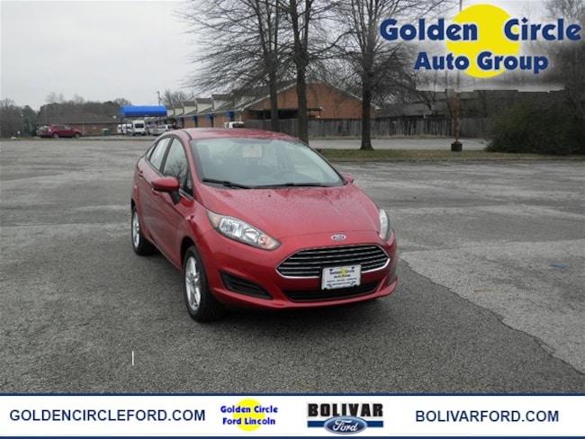 New Ford 2019 Ford Fiesta SE Sedan for sale in Jackson, TN