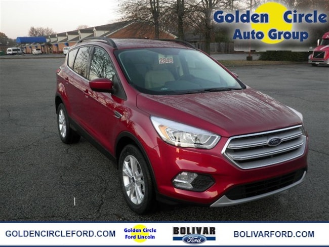 New Ford 2019 Ford Escape SEL SUV for sale in Jackson, TN