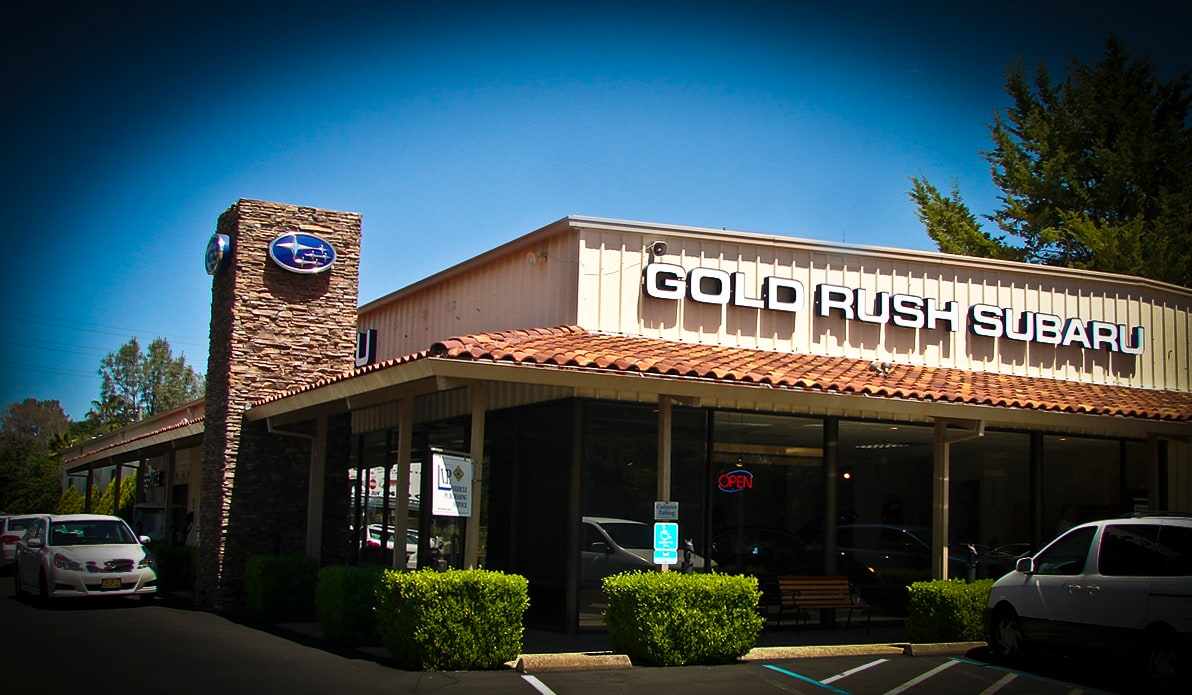 gold rush subaru in auburn ca new used cars gold autos post. Black Bedroom Furniture Sets. Home Design Ideas