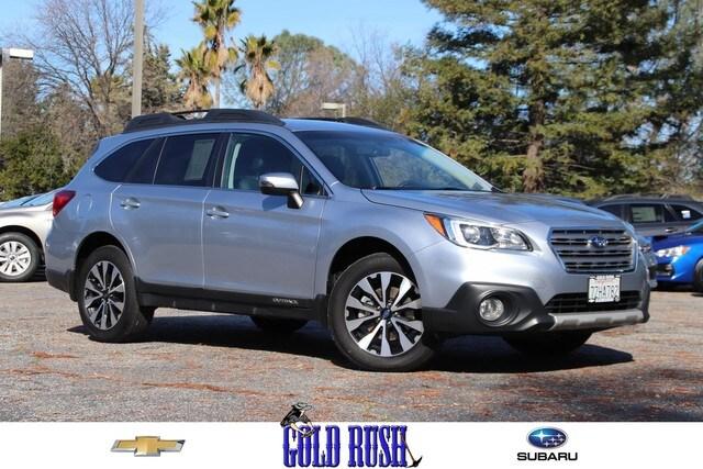 2016 Subaru Outback 2.5i Limited SUV Auburn, CA