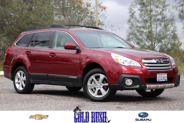 2014 Subaru Outback 2.5i Limited Sedan Auburn, CA