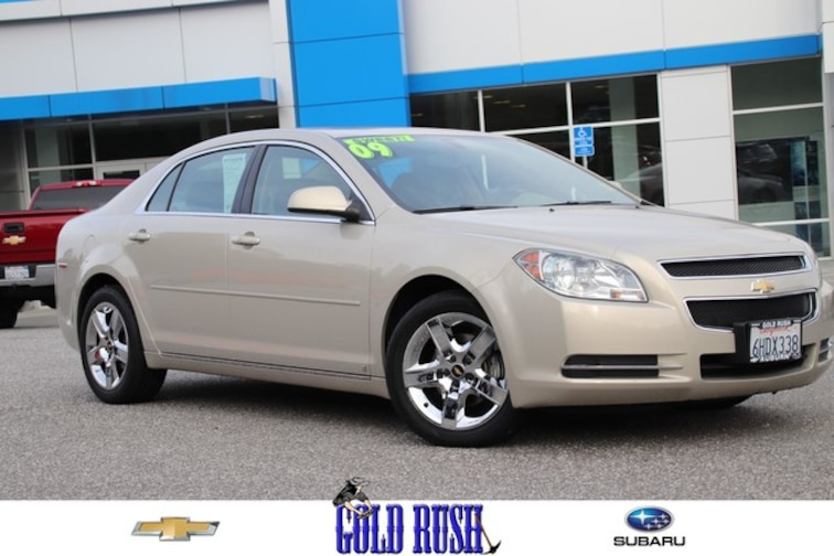 2009 Chevrolet Malibu LT w/1LT Sedan in Auburn, CA