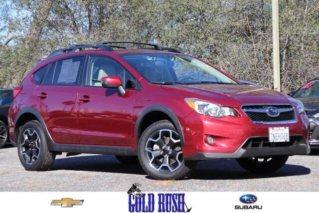 2015 Subaru XV Crosstrek Limited Auburn, CA