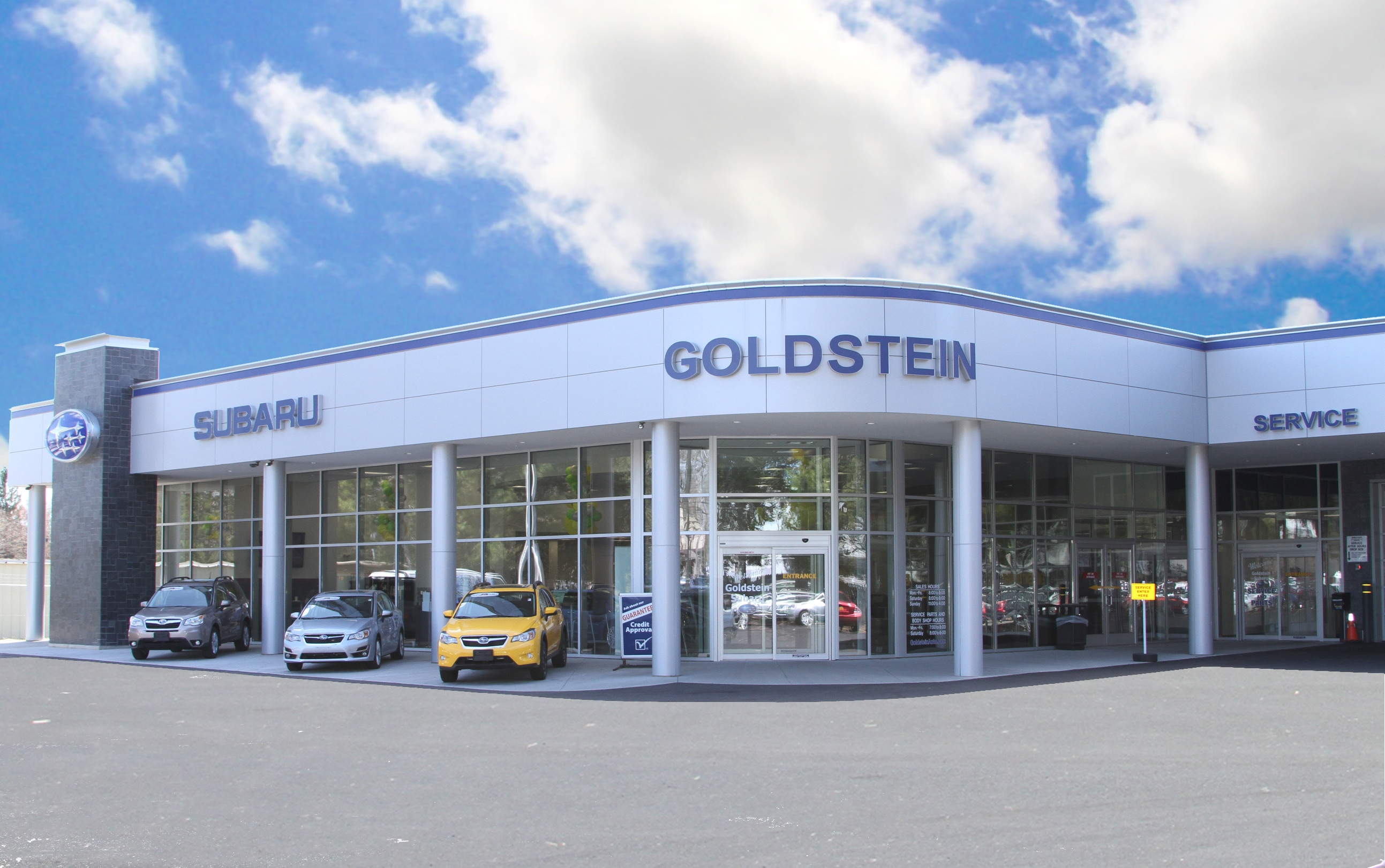 Goldstein Subaru New 2019 Subaru Used Car Dealer Near Albany Ny