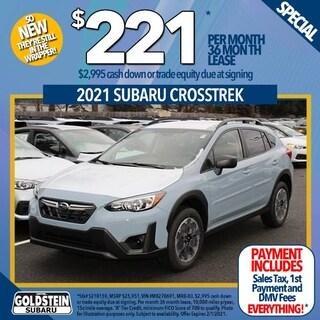 crosstrek 221 a month