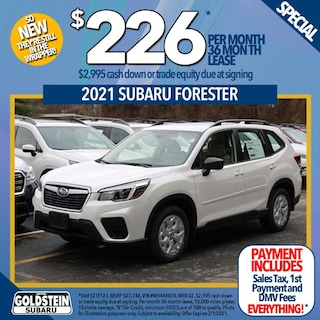 Subaru Forester 226 a month