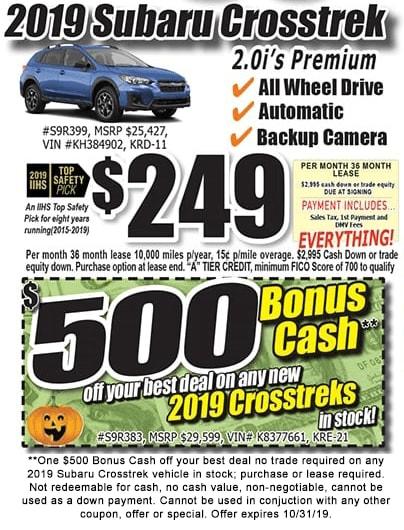 10-22-19 - 2019-crosstrek-249-lease-&-bonus-cash-coupon