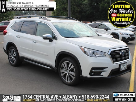 Featured new 2021 Subaru Ascent Touring 7-Passenger SUV for sale in Colonie, NY