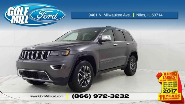 Wonderful Used 2018 Jeep Grand Cherokee Limited Limited 4x4 For Sale St Charles, IL