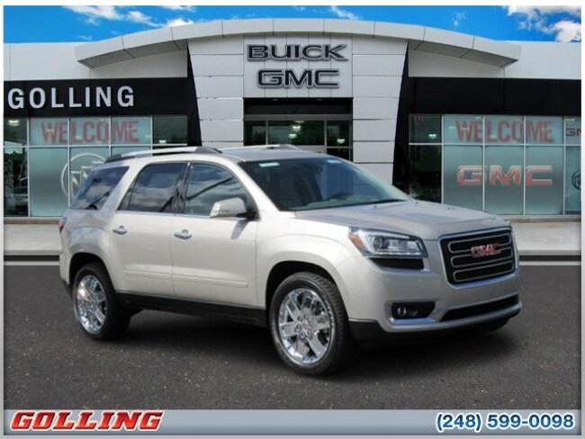 2017 GMC Acadia Limited Limited SUV