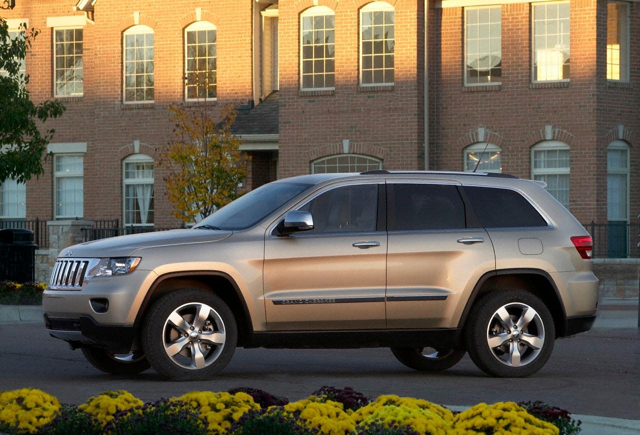 2011 Jeep Grand Cherokee Bloomfield Hills Golling