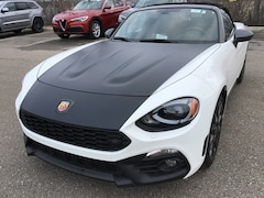 New 2018 FIAT 124 Spider ABARTH Convertible JC1NFAEKXJ0139104 in Bloomfield Hills, MI