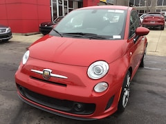 New 2018 FIAT 500 ABARTH Hatchback 3C3CFFFH0JT528352 in Bloomfield Hills, MI