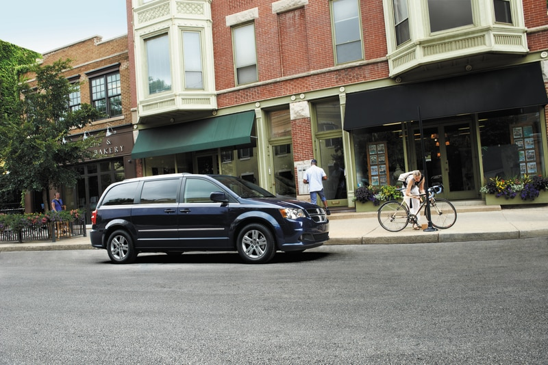 Test Drive the Dodge Grand Caravan at Good Brothers Dodge Today