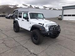 2017 Jeep Wrangler JK Unlimited Sport SUV