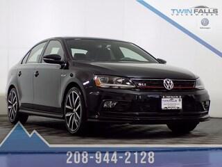 2018 Volkswagen Jetta GLI Sedan