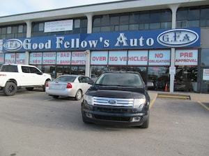 2008 Ford Edge LIMITED MODEL, 6CYL, PAN ROOF, AWD, LEATHER SEATS