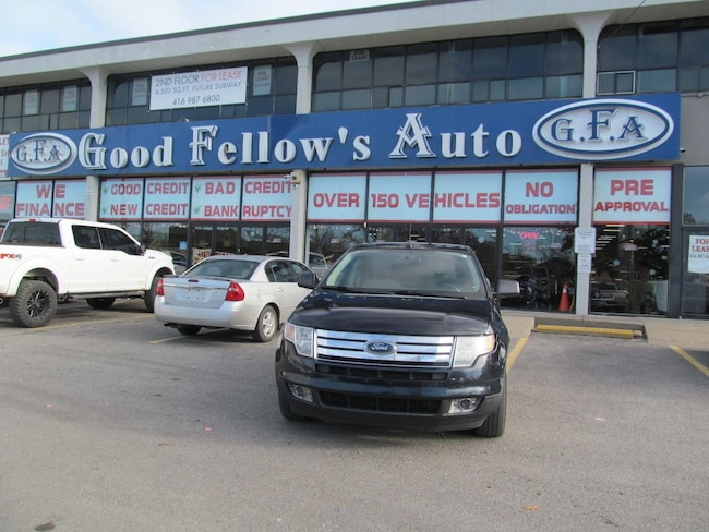 2008 Ford Edge LIMITED MODEL, 6CYL, PAN ROOF, AWD, LEATHER SEATS SUV