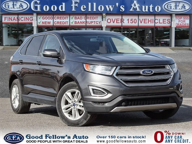 2016 Ford Edge SEL MODEL, 2 L, AWD, REARVIEW CAMERA, HEATED SEATS SUV