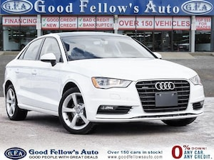 2016 Audi A3 KOMFORT, QUATTRO, PANORAMIC ROOF, LEATHER SEATS