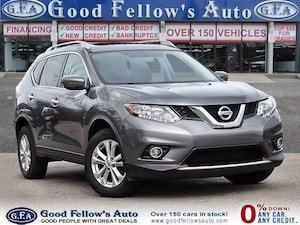 2016 Nissan Rogue SV MODEL, AWD, PANORAMIC ROOF, REARVIEW CAMERA