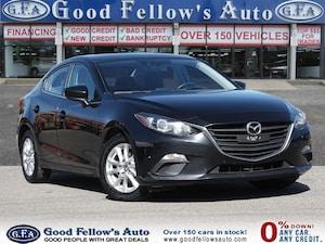 2016 Mazda Mazda3 GS MODEL, SKYACTIV, HEATED SEATS, REARVIEW CAMERA