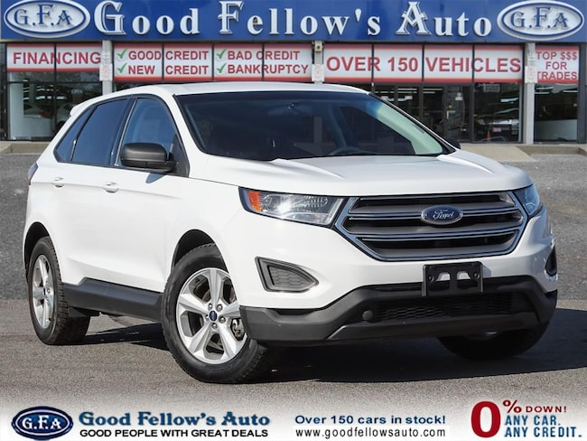 2016 Ford Edge SE MODEL, REARVIEW CAMERA, 2 LITER SUV
