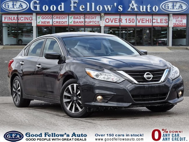 2018 Nissan Altima SV MODEL, REARVIEW CAMERA, HEATED SEATS Sedan