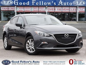 2015 Mazda Mazda3 SPEED SKYACTIV-DRIVE SPORT MODEL, REARVIEW CAMERA