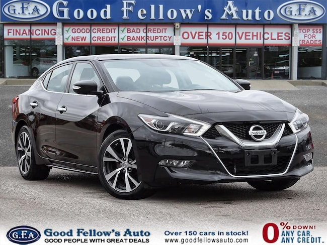2016 Nissan Maxima SV MODEL, 6CYL 3.5L, POWER SEATS, NAVIGATION Sedan