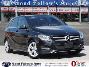 2015 Mercedes-Benz B250 4MATIC, PANORAMIC ROOF, LEATHER SEATS, NAVIGATION