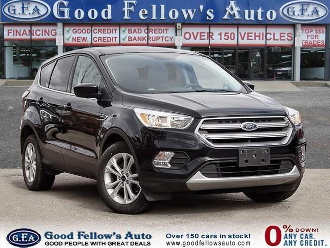 2017 Ford Escape SE MODEL, REARVIEW CAMERA, HEATED SEATS, 1.5 ECO SUV