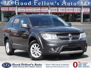 2017 Dodge Journey SXT MODEL, 3.6L 6CYL, 5 PASSENGER, HD RADIO