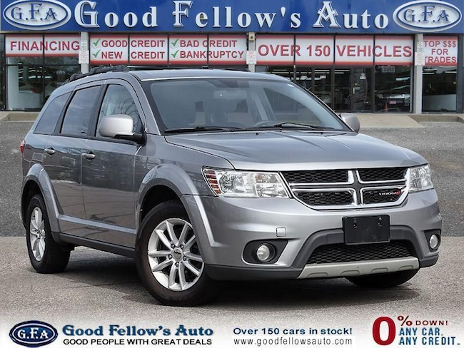 2016 Dodge Journey Car Loans For Every One ..! SUV