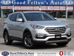 2017 Hyundai Santa Fe Sport SPORT PREMIUM, AWD, REARVIEW CAMERA, POWER SEAT
