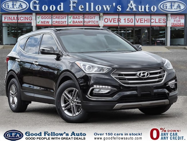 2017 Hyundai Santa Fe Sport SPORT LUXURY, AWD, REARVIEW CAMERA, HEATED SEATS SUV
