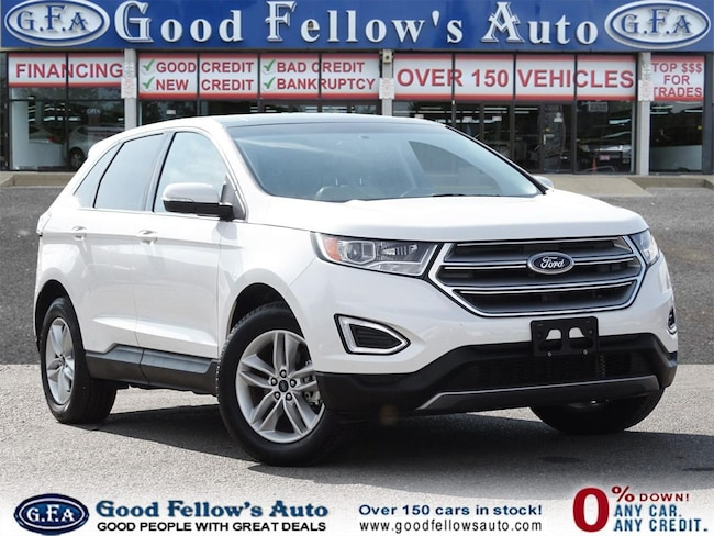 2016 Ford Edge SEL MODEL, 3.5L 6CYL, REARVIEW CAMERA, NAVIGATION SUV