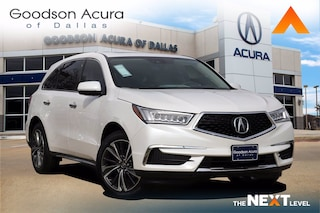 2020 Acura MDX with Technology Package SUV For Sale In Dallas, TX