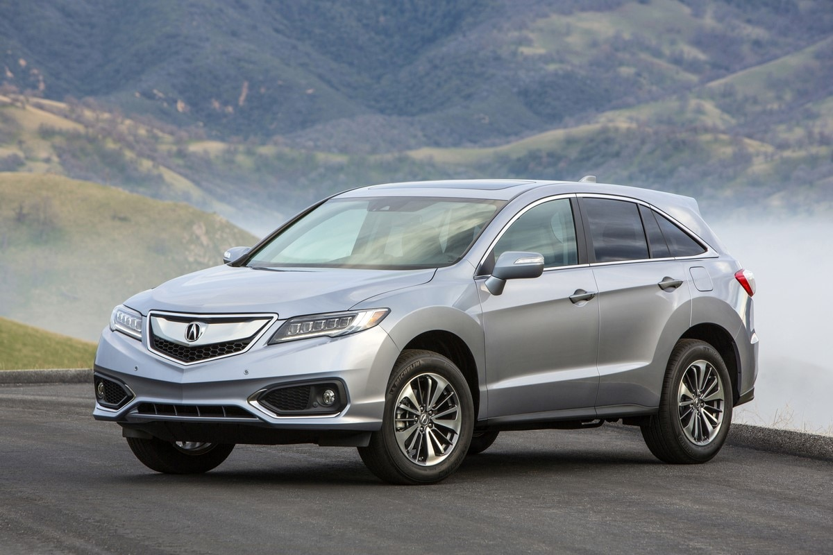 Goodson Acura of Dallas | 2018 Acura MDX and RDX SUVs Named Two of on