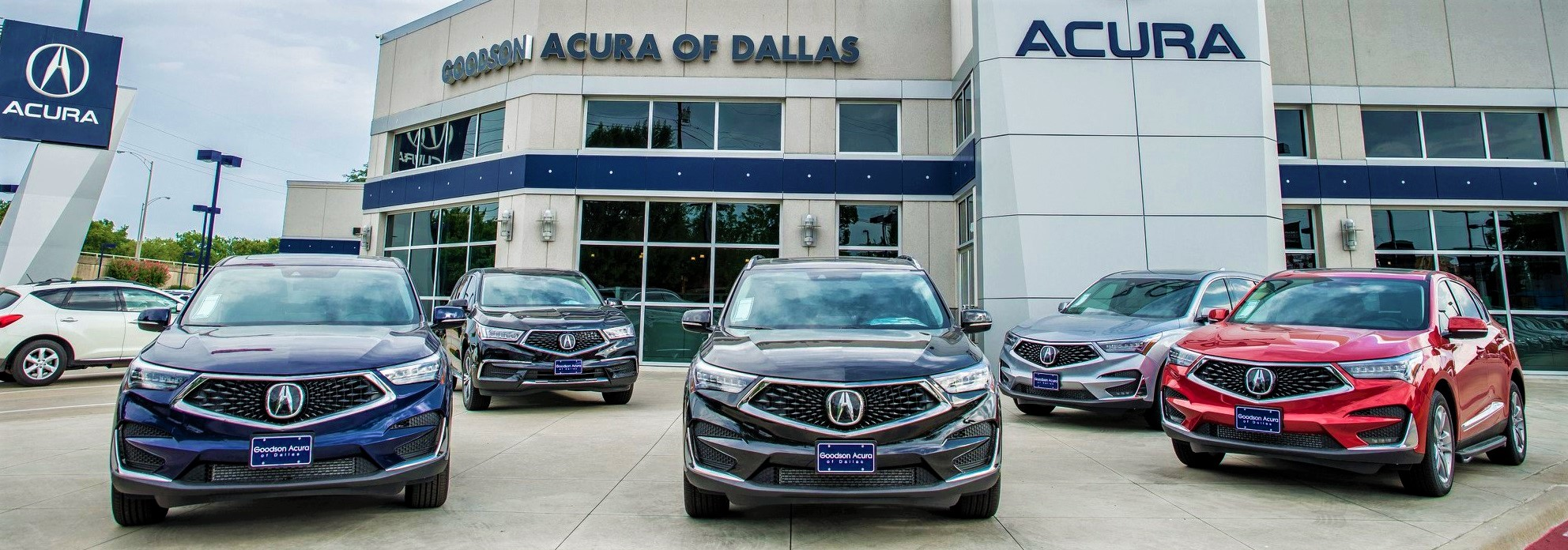 New 2019 Acura & Used Car Dealer Dallas Fort Worth | Goodson Acura