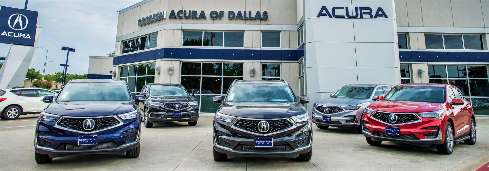 Goodson Acura Of Dallas New Acura Dealership In Dallas TX - Acura care extended warranty