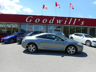 2007 Mitsubishi Eclipse GS! HEATED SEATS! AS TRADED Coupe