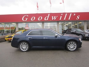 2014 Chrysler 300c LUXURY SERIES! HEATED, COOLED, LEATHER SEATS!