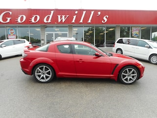2007 Mazda RX-8 GT! CLEAN CARPROOF! LEATHER SEATS! AS TRADED Coupe